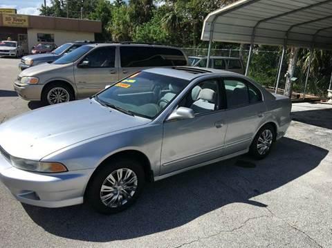 2000 Mitsubishi Galant for sale at Easy Credit Auto Sales in Cocoa FL