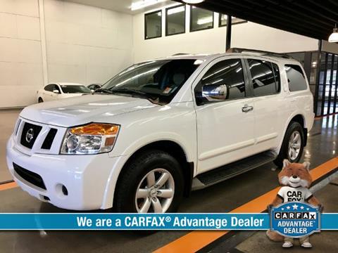 2011 Nissan Armada for sale in Mesa, AZ