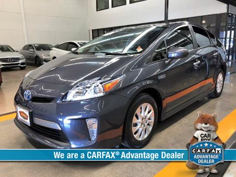 2015 Toyota Prius Plug In Hybrid For Sale In Mesa, AZ