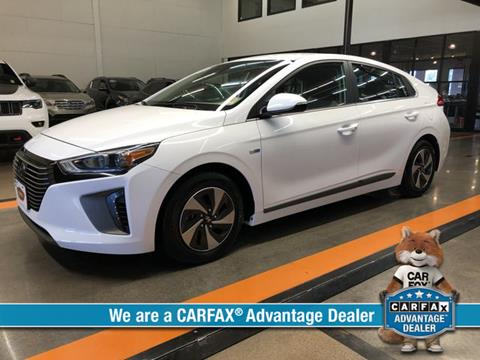 2017 Hyundai Ioniq Hybrid for sale in Mesa, AZ