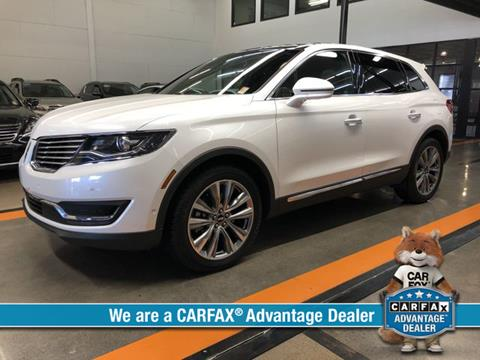 2016 Lincoln MKX for sale in Mesa, AZ