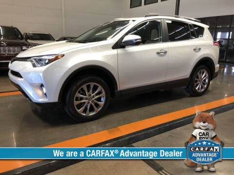 2017 Toyota RAV4 for sale at Jones Motors in Mesa AZ