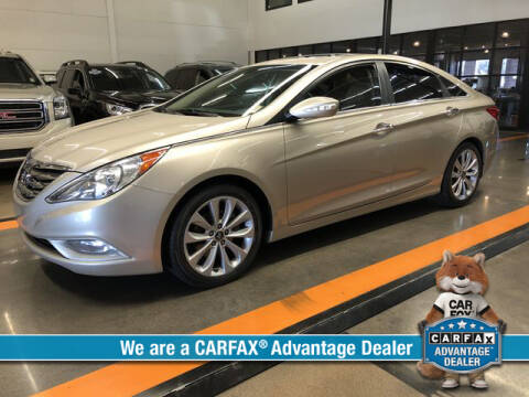 2011 Hyundai Sonata for sale at Jones Motors in Mesa AZ