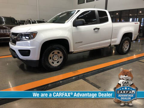 2016 Chevrolet Colorado Work Truck for sale at Jones Motors in Mesa AZ