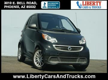 2014 Smart fortwo for sale in Phoenix, AZ