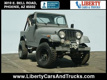 1985 Jeep CJ-7 for sale in Phoenix, AZ