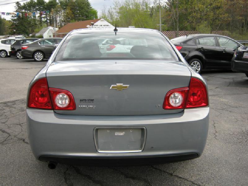 2008 Chevrolet Malibu LT 4dr Sedan w/1LT - Pelham NH