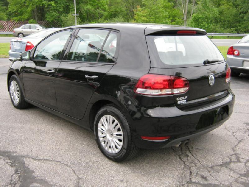 2010 Volkswagen Golf 2.5L PZEV 4dr Hatchback - Pelham NH
