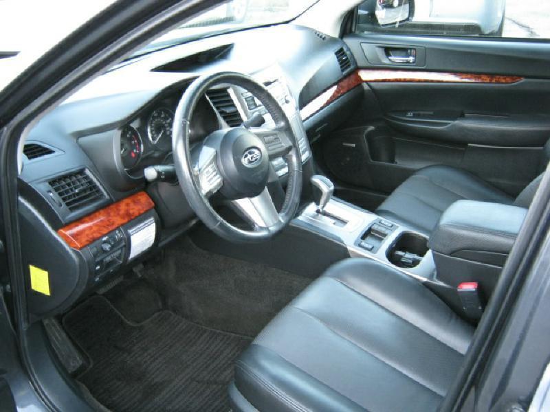2011 Subaru Legacy AWD 2.5i Limited 4dr Sedan CVT - Pelham NH