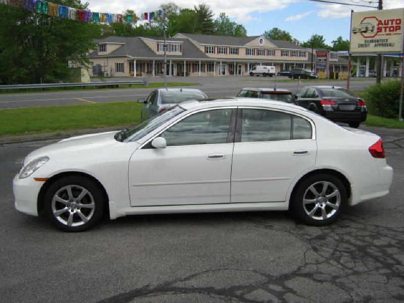2005 Infiniti G35 AWD x 4dr Sedan - Pelham NH