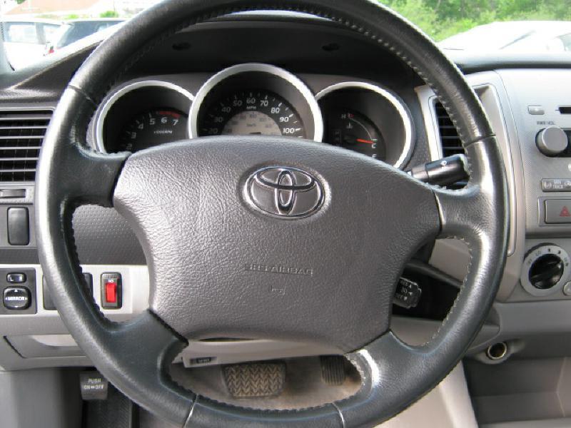2006 Toyota Tacoma 4dr Access Cab SB 4A - Pelham NH