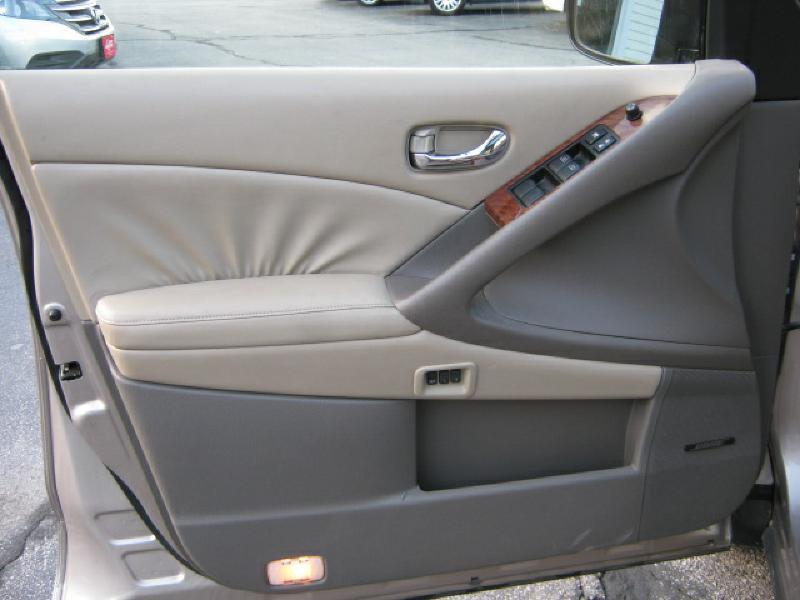 2009 Nissan Murano AWD LE 4dr SUV - Pelham NH