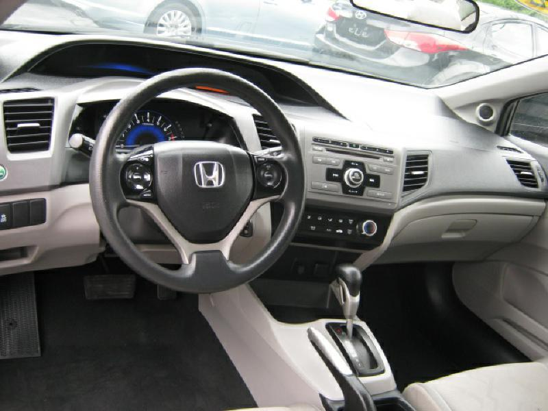 2012 Honda Civic LX 2dr Coupe 5A - Pelham NH