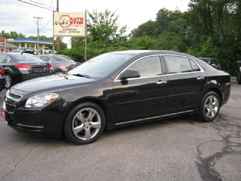 2012 Chevrolet Malibu for sale in Pelham, NH