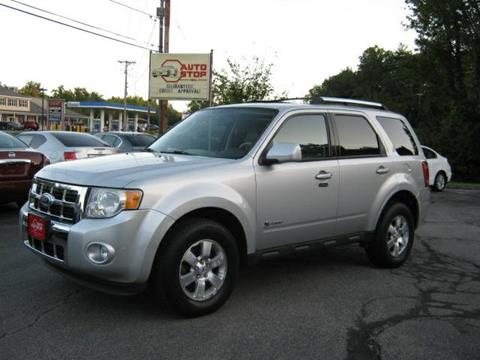 2010 Ford Escape Hybrid for sale in Pelham, NH