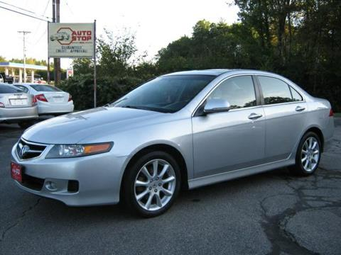 2007 Acura TSX for sale in Pelham, NH