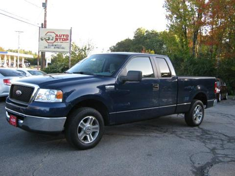 2007 Ford F-150 for sale in Pelham, NH