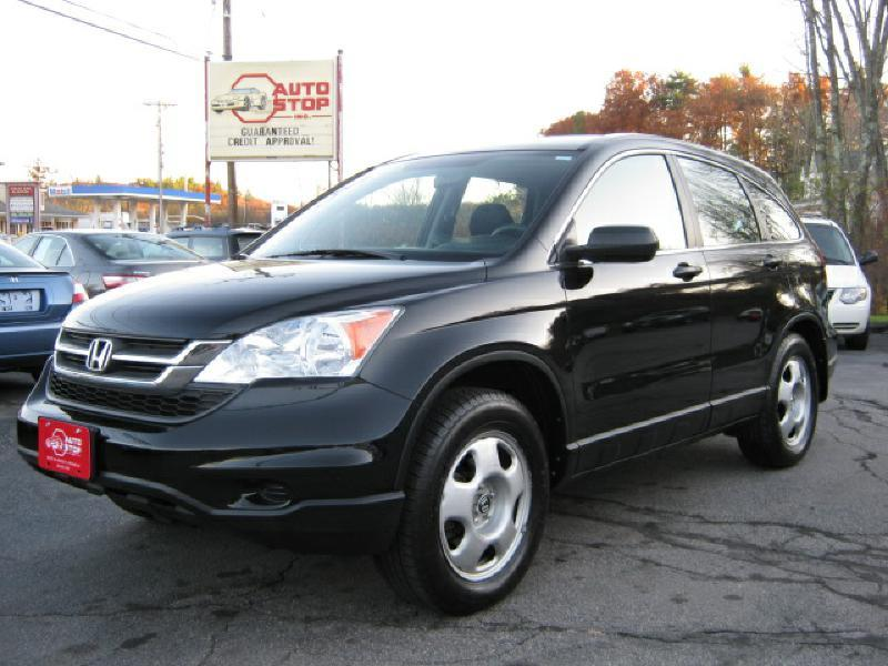 2010 Honda CR-V for sale at AUTO STOP INC. in Pelham NH