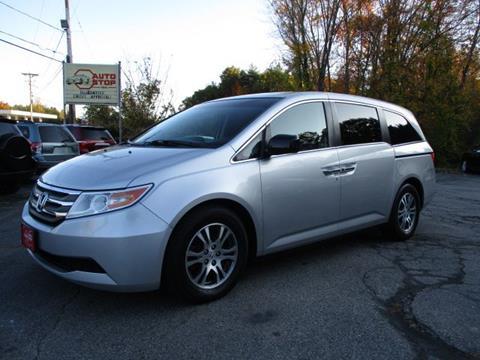 2012 Honda Odyssey for sale in Pelham, NH