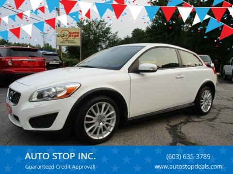 2011 Volvo C30 for sale at AUTO STOP INC. in Pelham NH