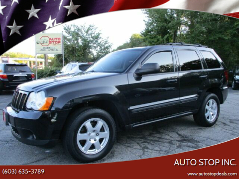 2009 Jeep Grand Cherokee for sale at AUTO STOP INC. in Pelham NH