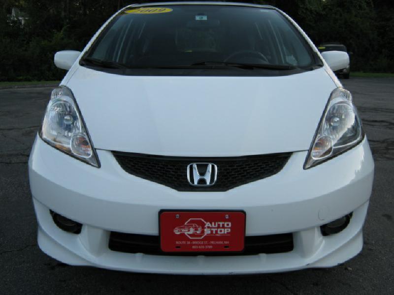 2009 Honda Fit Sport 4dr Hatchback 5A - Pelham NH