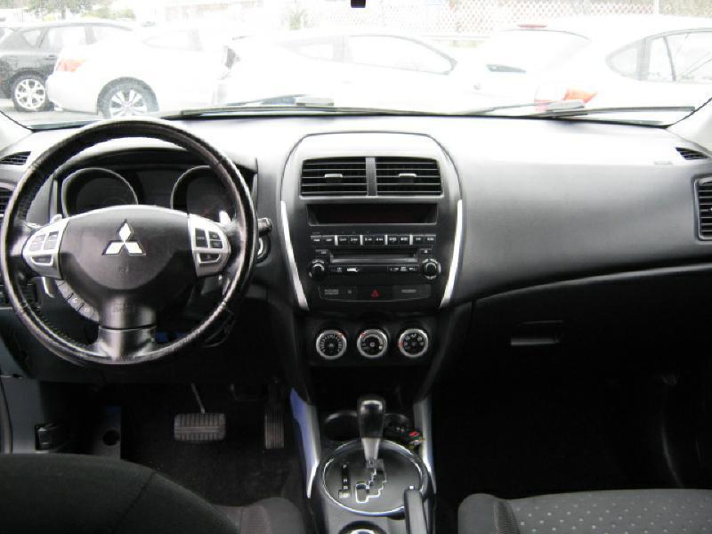 2011 Mitsubishi Outlander Sport AWD SE 4dr Crossover - Pelham NH