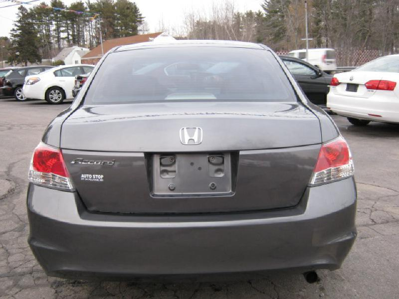 2009 Honda Accord EX 4dr Sedan 5A - Pelham NH