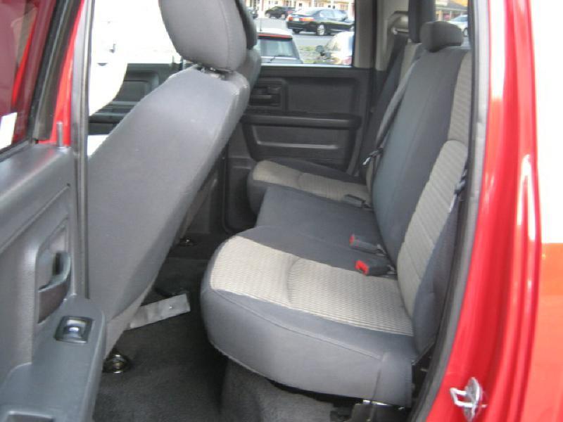 2011 RAM Ram Pickup 1500 QUAD CAB - Pelham NH