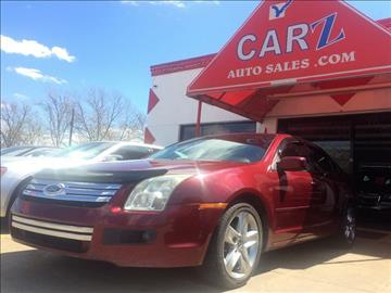 2007 Ford Fusion for sale in Detroit, MI