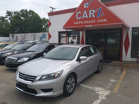 2014 Honda Accord for sale in Detroit, MI