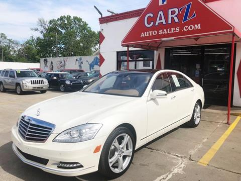 2013 Mercedes-Benz S-Class for sale in Detroit, MI