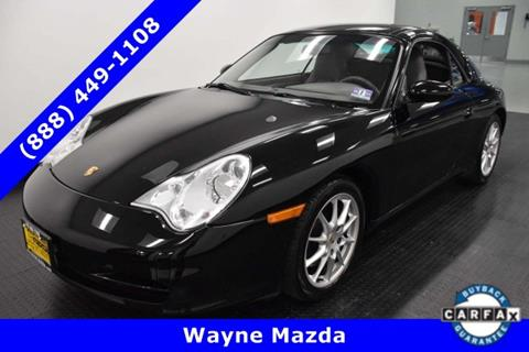 2002 Porsche 911 for sale in Wayne, NJ