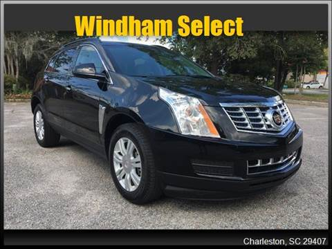 2015 Cadillac SRX for sale in Charleston, SC