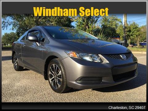 2013 Honda Civic for sale in Charleston, SC