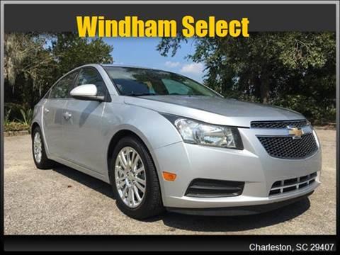 2012 Chevrolet Cruze for sale in Charleston, SC
