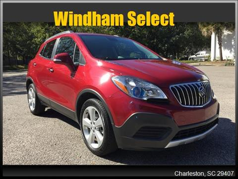2015 Buick Encore for sale in Charleston, SC
