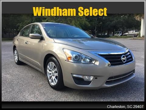2014 Nissan Altima for sale in Charleston, SC