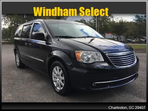 2013 Chrysler Town and Country for sale in Charleston, SC