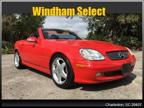 2001 Mercedes-Benz SLK for sale in Charleston, SC