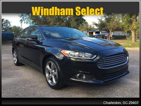 2014 Ford Fusion for sale in Charleston, SC