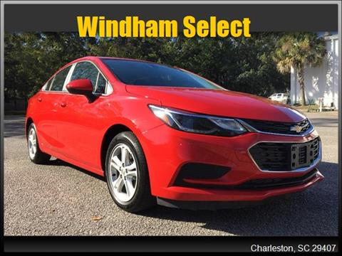 2017 Chevrolet Cruze for sale in Charleston, SC