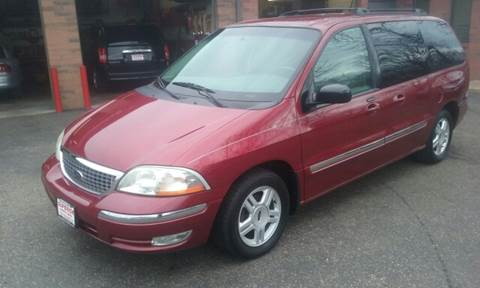 2003 Ford Windstar for sale in Cuyahoga Falls, OH