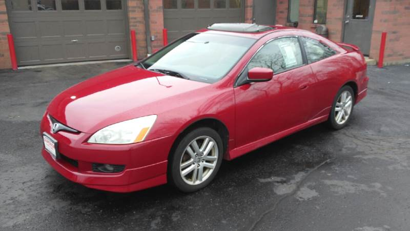 Lovely 2004 Honda Accord EX V 6 2dr Coupe   Cuyahoga Falls OH