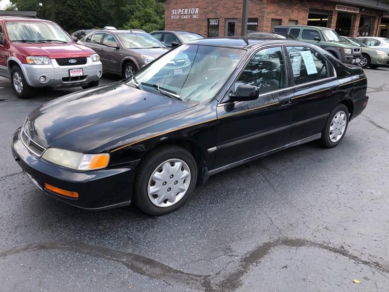 1996 Honda Accord LX 4dr Sedan   Cuyahoga Falls OH