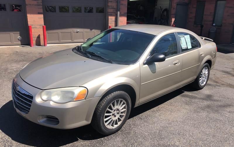 2004 Chrysler Sebring 4dr Sedan