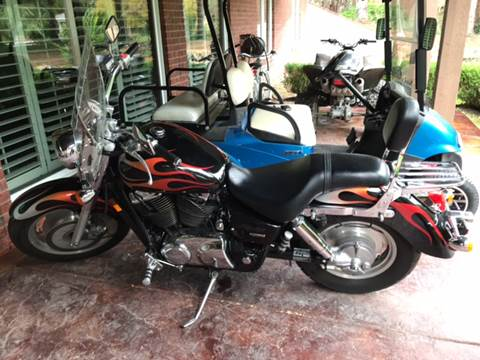 2005 Honda Shadow for sale in Wichita, KS