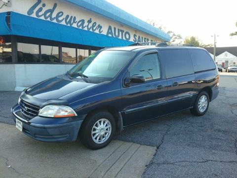 1999 Ford Windstar for sale in Norfolk, VA