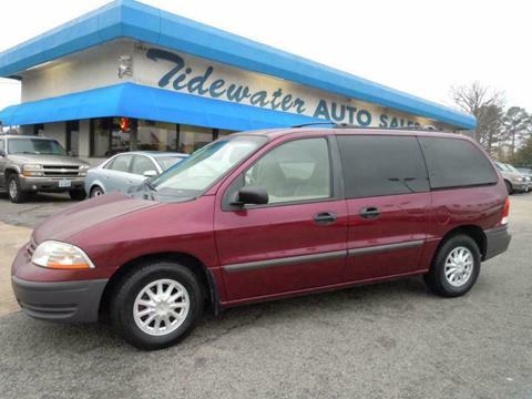 2000 Ford Windstar for sale in Norfolk, VA