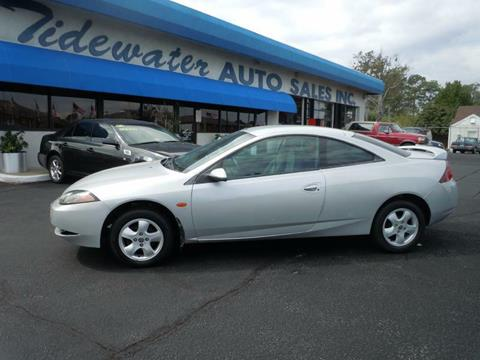 1999 Mercury Cougar for sale in Norfolk, VA